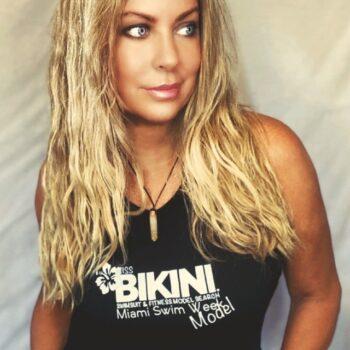 Miss Bikini United States Miami Swim Week Festival Tank