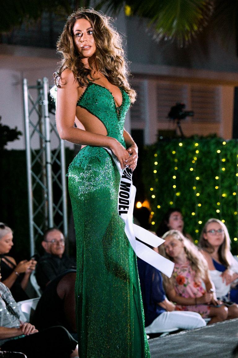 Miss Bikini Pageant Gown dress