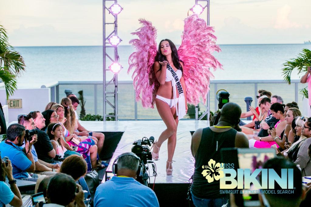 Miss Bikini Swimsuit Competition