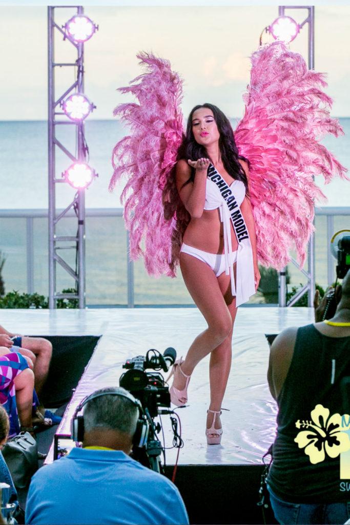 victorias secret fashion show model