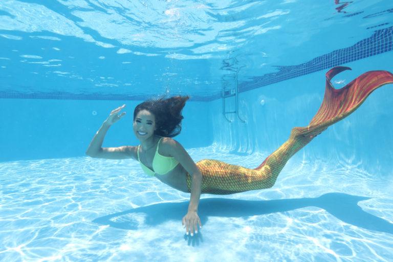 Miss Ocean Mermaid