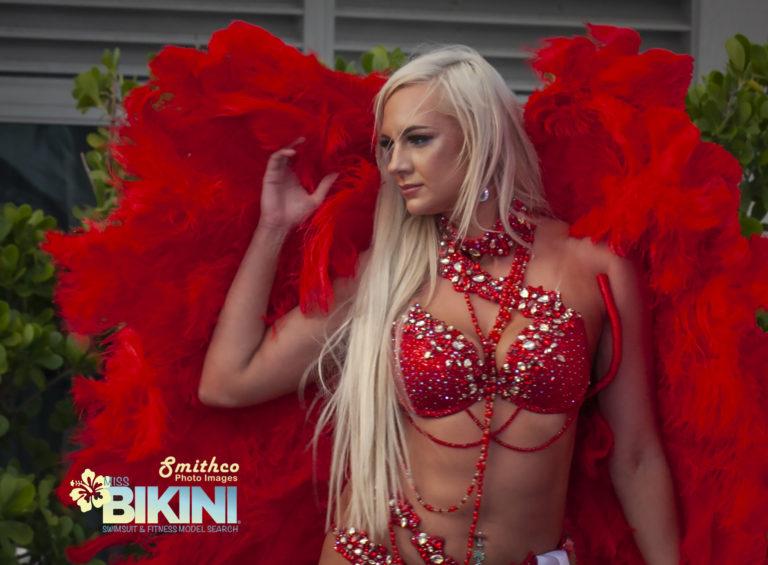 miss bikini model