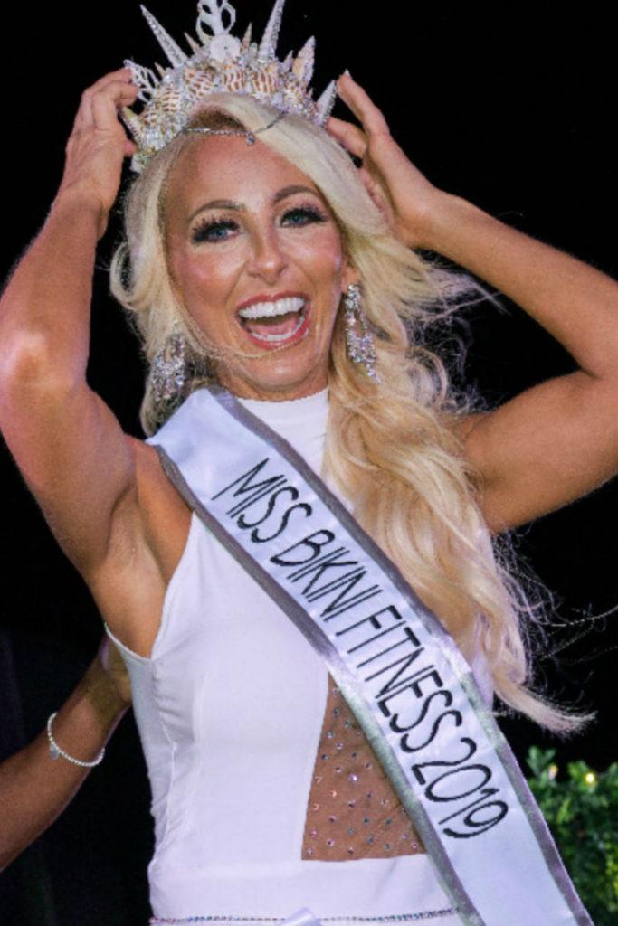 Miss Bikini Fitness Becca Bowen