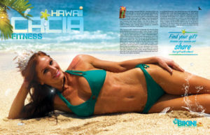 Become A Published Model in Miss Bikini Magazine