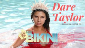 Meet Dare Taylor Miss Bikini Model Winner 2019