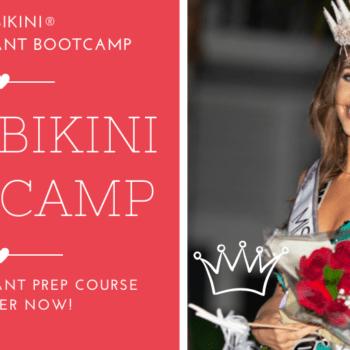Miss Bikini Bootcamp Online Prep Course