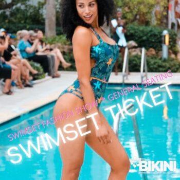 MBU x Miami Swim Week SWIMSET Ticket